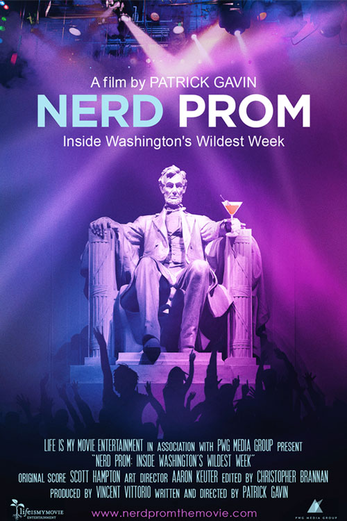 Nerd Prom Movie Poster